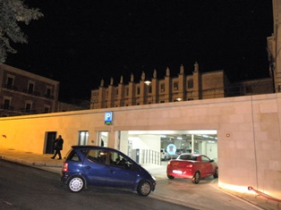 Ragusa, a Capodanno attivi h24 i tre parcheggi multilivello