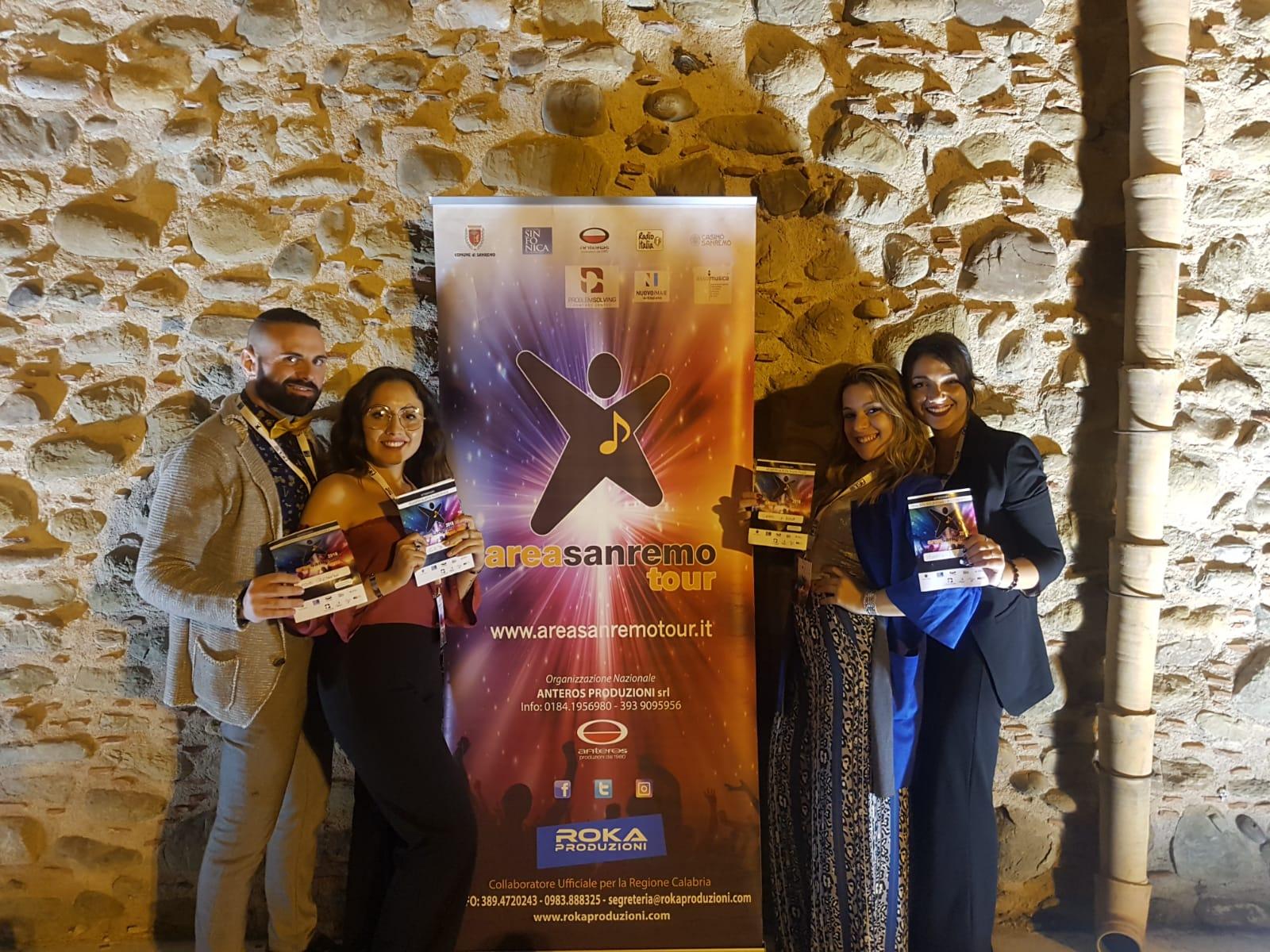 Quattro artisti siracusani alle semifinali di Area Sanremo Tour