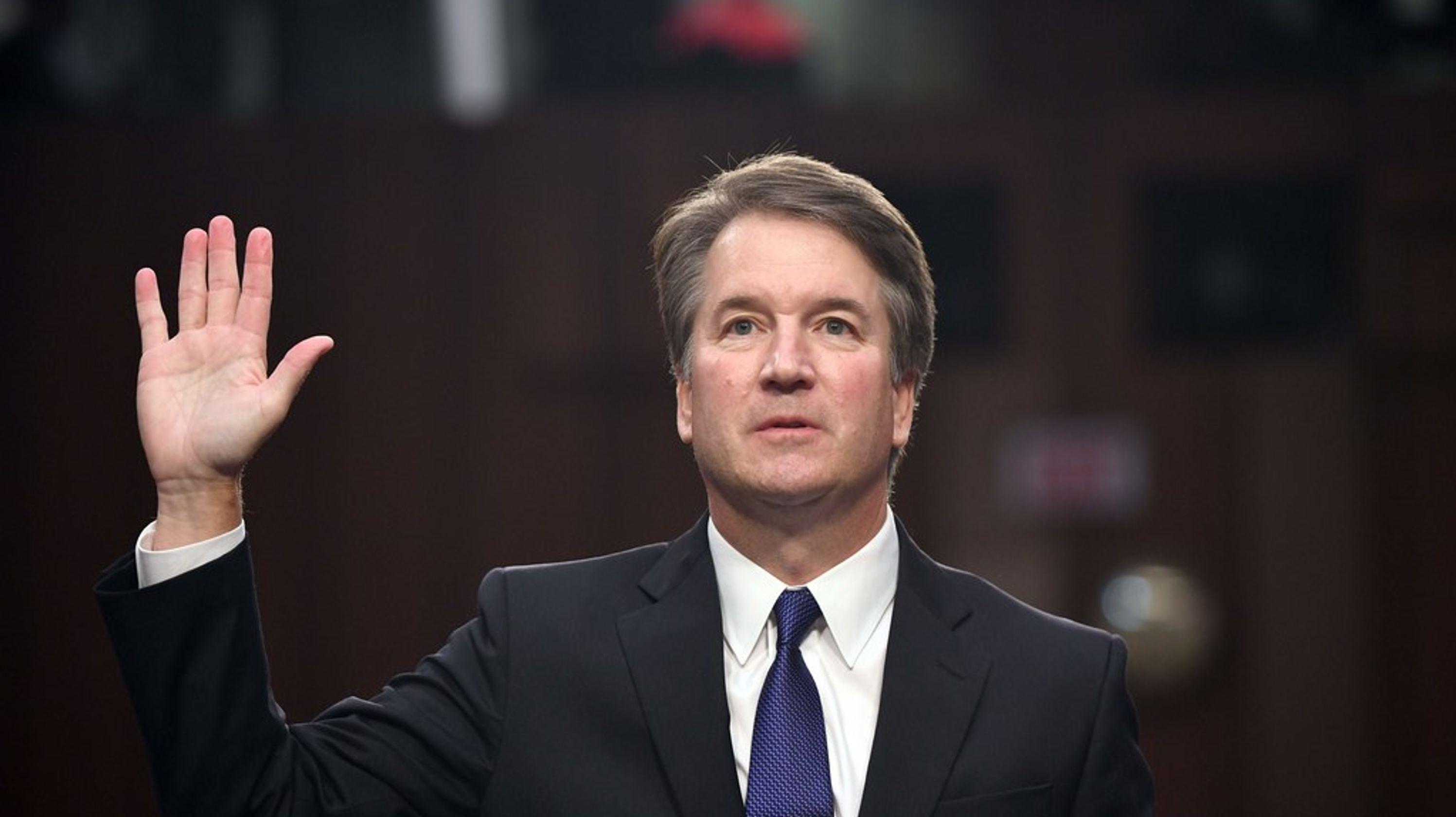 Usa, seconda donna accusa Kavanaugh di molestie