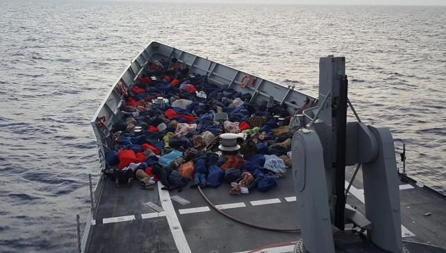 Catania, individuati e fermati i 9 presunti scafisti dello sbarco di ieri