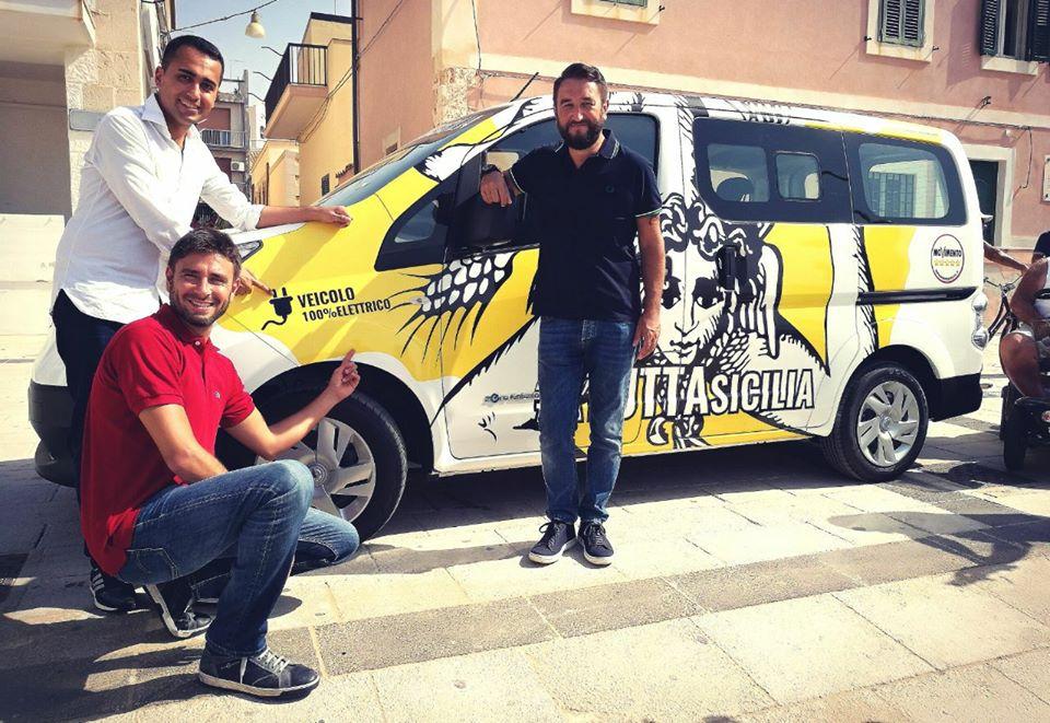 Regionali in Sicilia, prosegue il tour del M5s: oggi a Marina di Ragusa