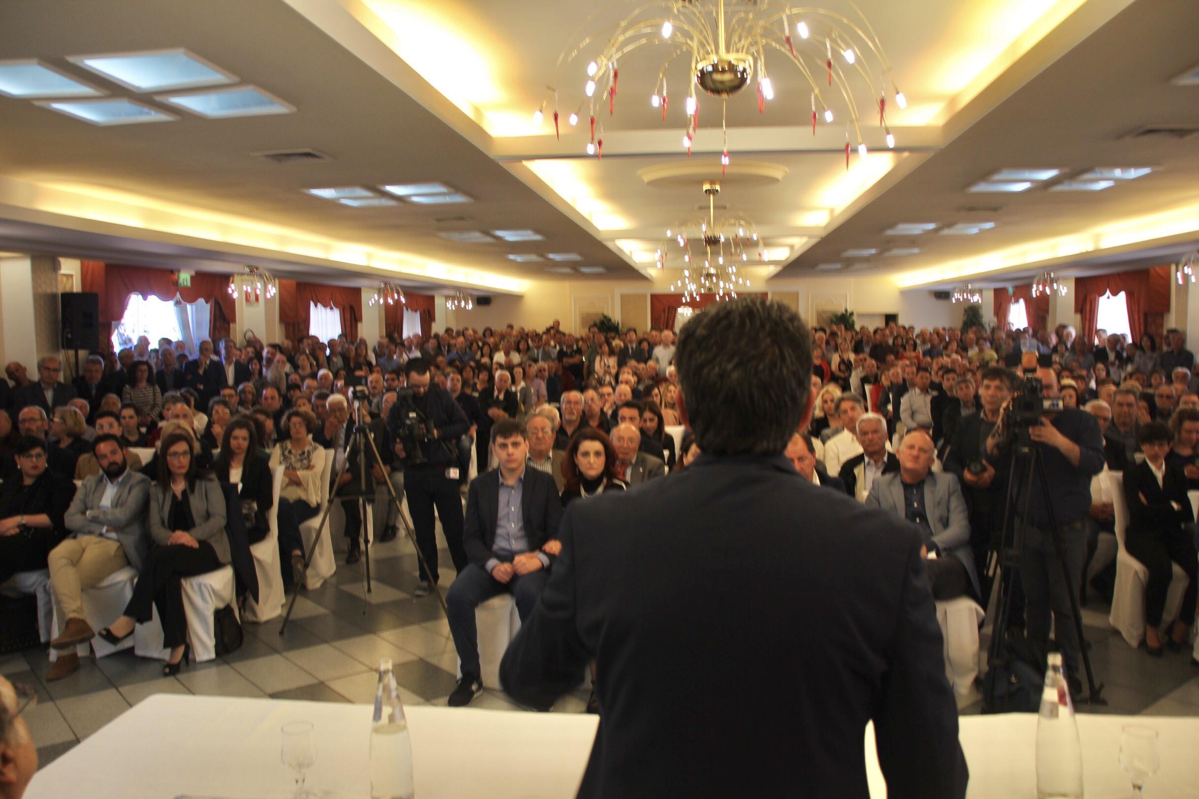 Modica, amministrative: convention elettorale del sindaco Abbate