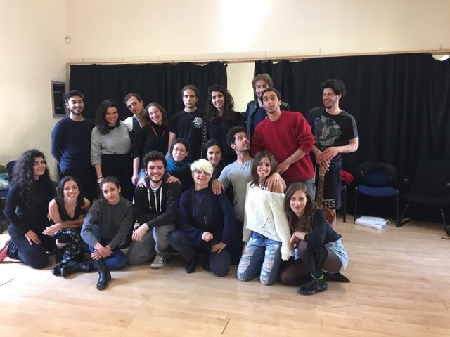 Arte drammatica, il sogno di 18 allievi dell'Accademia di Siracusa
