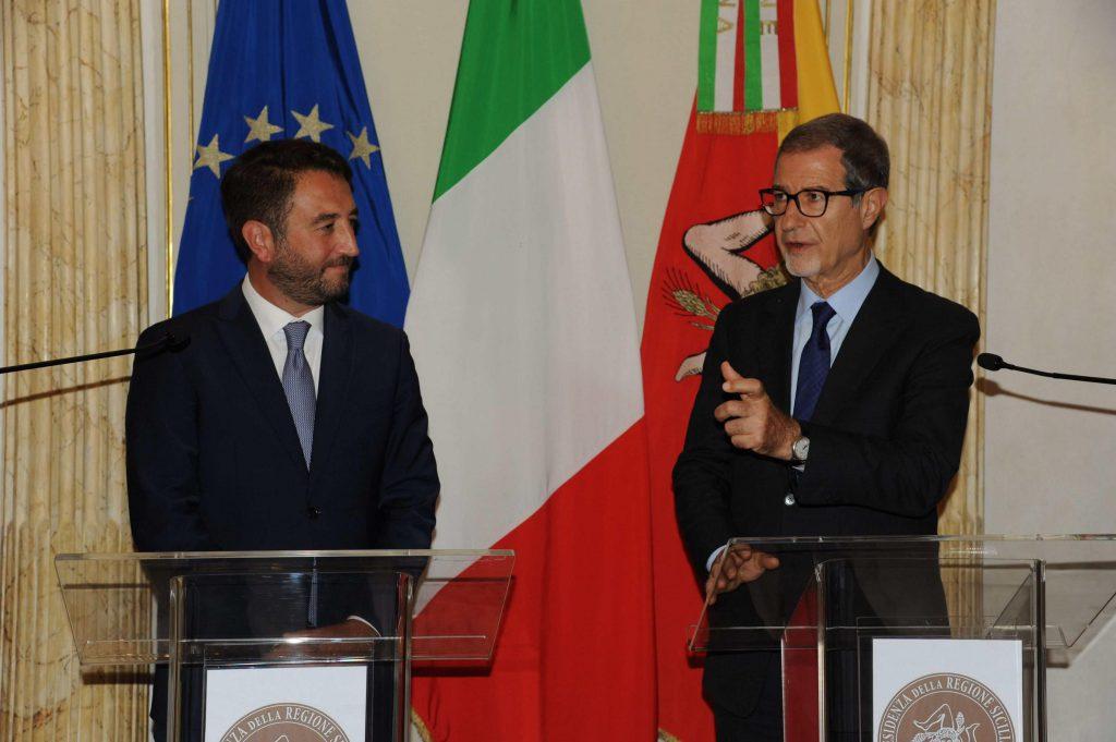 Un piano choc per le infrastrutture in Sicilia ma Forestali dimenticati