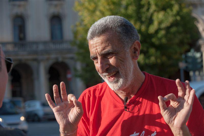 Il sindaco di Messina indagato, Accorinti: