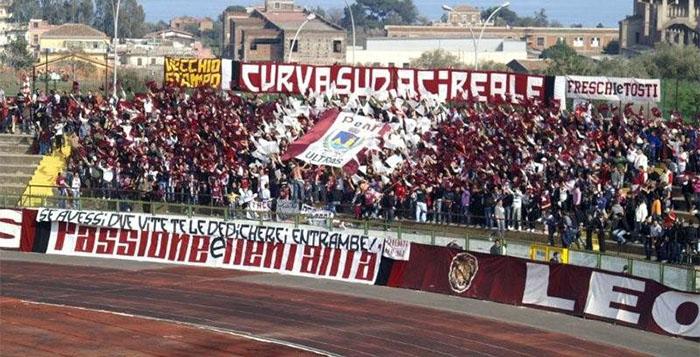 Calcio, per la gara Acireale - Bari riservati sono 50 biglietti agli ospiti