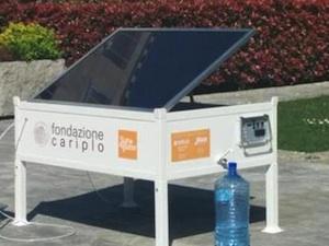Realizzati a Catania mini depuratori per l'acqua: sono destinati all'Africa