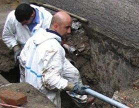 Messina, riparato il anticipo il guasto alla condotta Fiumefreddo