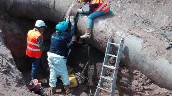 Lavori di manutenzione all'acquedotto Blufi, disagi nel Nisseno