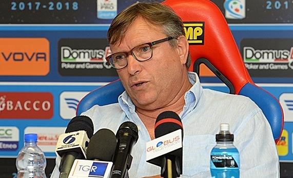 Catania Calcio, l'Ad Lo Monaco incontra la stampa a Torre del Grifo