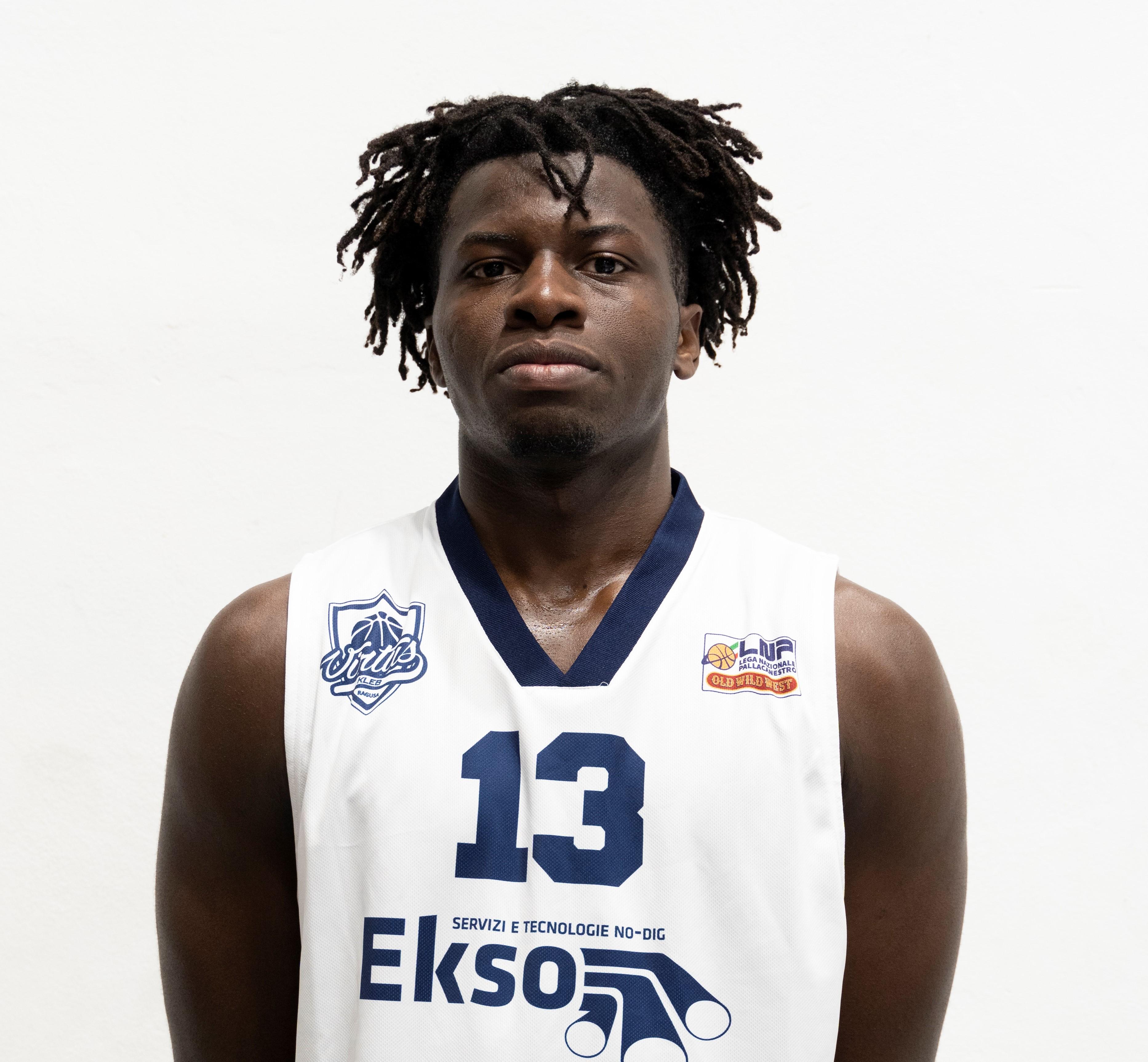 Basket, serie B: Emmanuel Adeola torna negli Iblei e vestirà la maglia della Virtus Kleb Ragusa