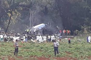 Aereo si schianta dopo il decollo: morti a Cuba