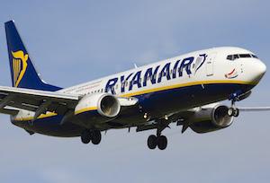 Trapani Birgi, Ryanair sblocca le prenotazioni