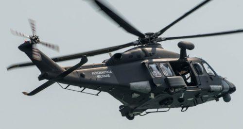 Anziana dispersa a Isernia salvata da elicottero dell'Aeronautica