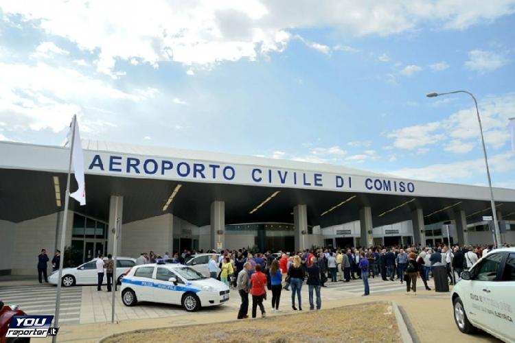 Trasporti, gli aeroporti di Comiso e Trapani riapriranno il 21 giugno