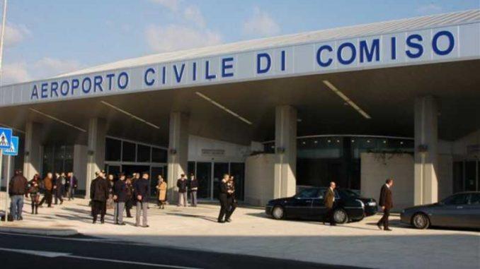 Comiso, primo passo per la continuità territoriale: da agosto voli per Roma e Milano