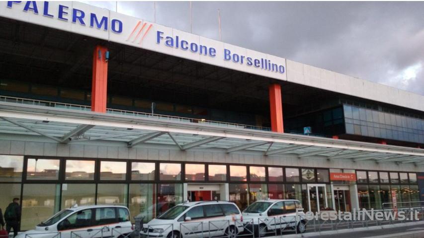 Aeroporti,  anche a giugno passeggeri in aumento a Palermo