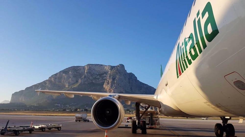 Alitalia potenzia i collegamenti con gli scali di Palermo e Catania