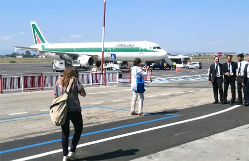 Etna, rallenta l'emissione di cenere: riaperti tutti gli spazi aerei