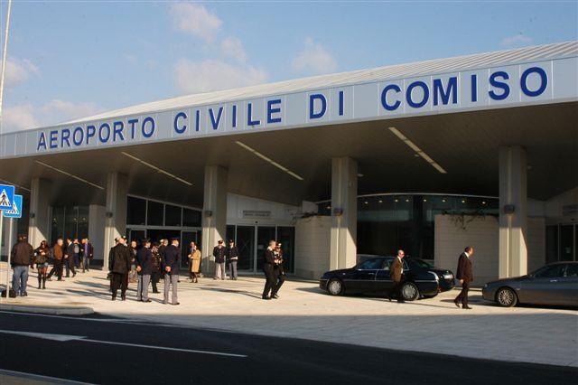 Aeroporto Comiso: rinviata al 14 la riunione con i sindaci