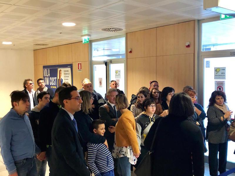 Autismo: all'aeroporto di Trapani formazione per gli accompagnatori