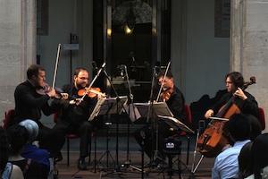 Aetna String Quartet domenica in concerto a Floridia