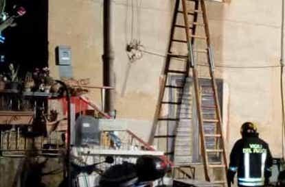Incendio in una casa ad Agrigento, morto dopo un mese di agonia