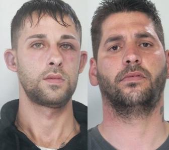 Catania, tentano il colpo in un appartamento ma vengono arrestati