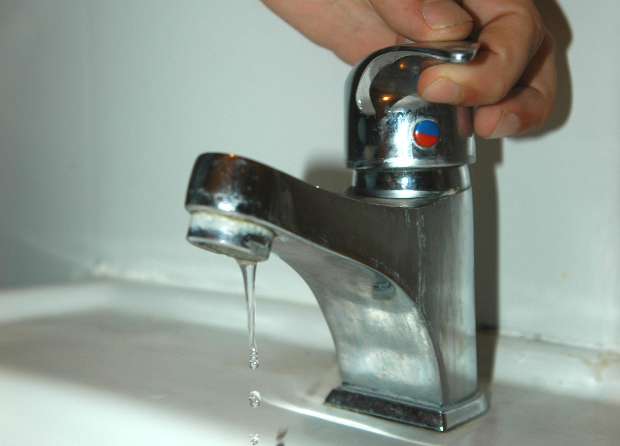 Agrigento senz'acqua per un guasto alla condotta di adduzione