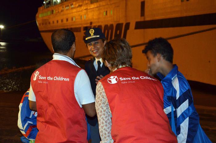 Ahmed dalla Sicilia a Firenze per fare curare il fratellino