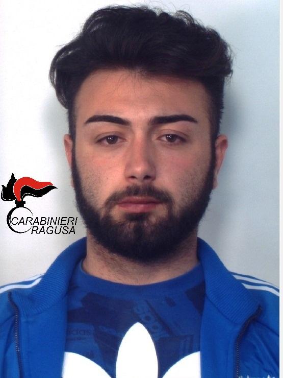 Ragusa, presunto corriere della droga dai domiciliari al carcere