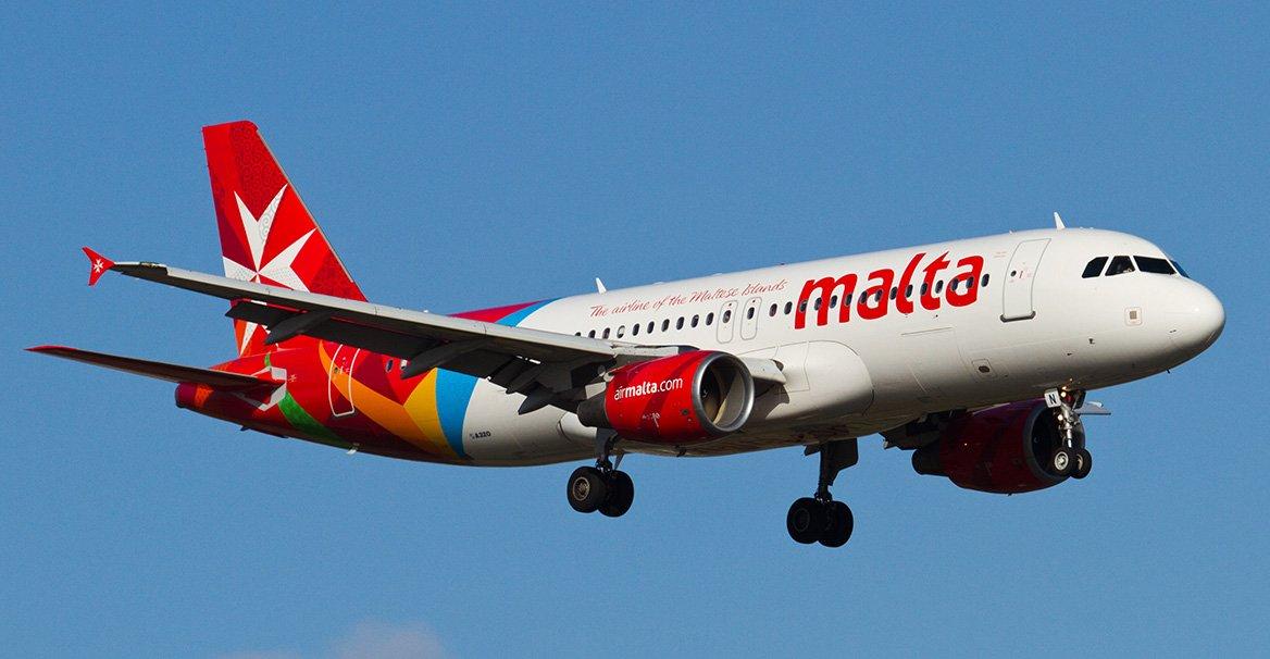 Aeroporti: Air Malta rilancia con i collegamenti Catania-Vienna