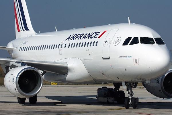 Air France collegherà l'aeroporto di Catania a quello di Parigi
