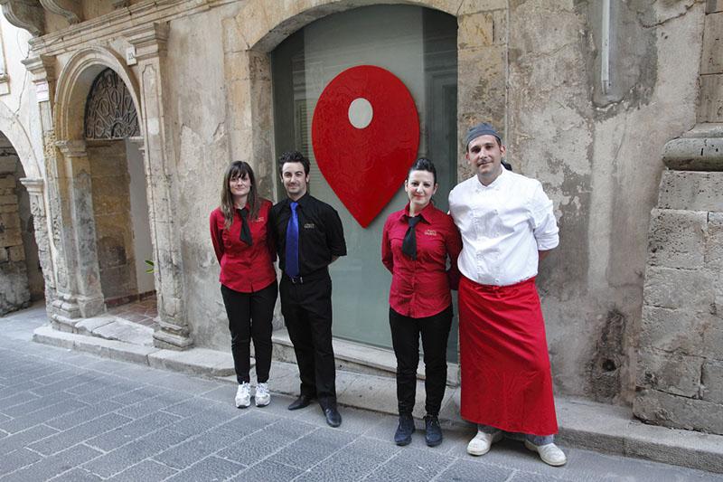 I grandi siciliani incontrano lo zafferano e i formaggi degli Iblei