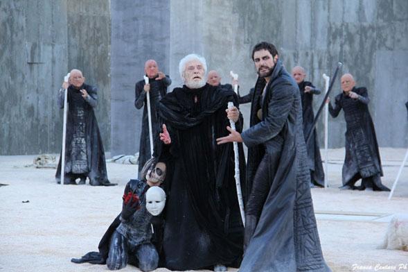 Al Teatro greco di Palazzolo l'Inda mette in scena Edipo Re