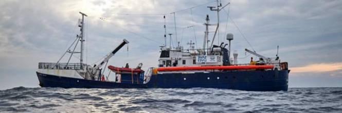 Alan Kurdi dell'Ong  tra Malta e Lampedusa al governo: dateci porto sicuro