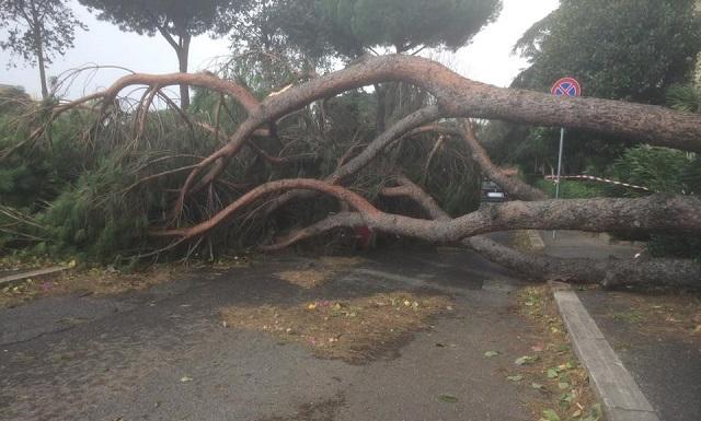 Modica, danni causati dal maltempo: chiuso il cimitero monumentale