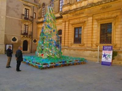 Siracusa, per l'albero di Natale al Duomo un avviso pubblico per uno sponsor