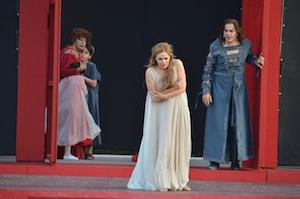 Un po' di spettacoli classici di Siracusa al Festival ibleo della Tragedia greca