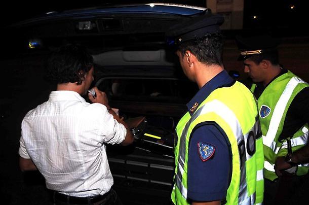 Lentini, denunciato in libertà per guida in stato di ebbrezza