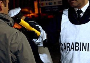 Siracusa, girava in auto ubriaco: aggredisce i carabinieri e finisce in cella