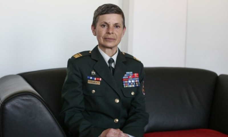 Slovenia, una donna a capo delle Forze Armate: prima volta