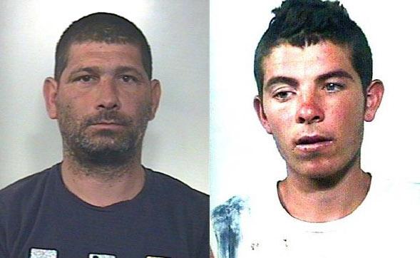 Debbono scontare due anni di carcere, arresti a Noto e Pachino