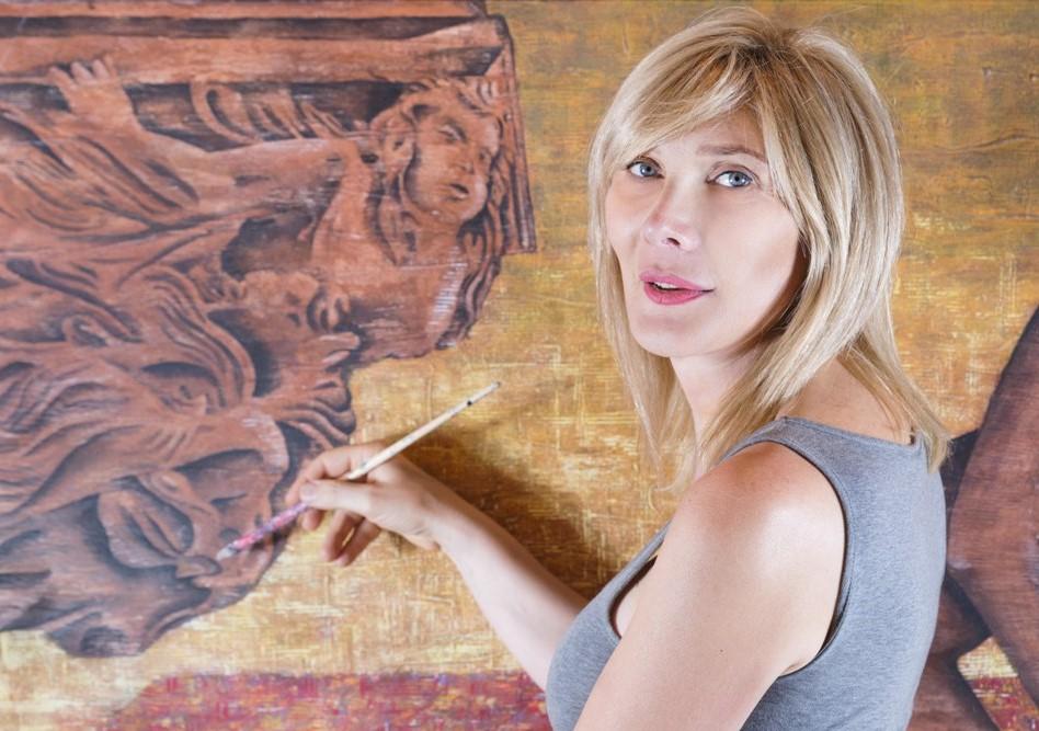 Ragusa Ibla, mostra di Alessandra Bramante a San Francesco Ferreri