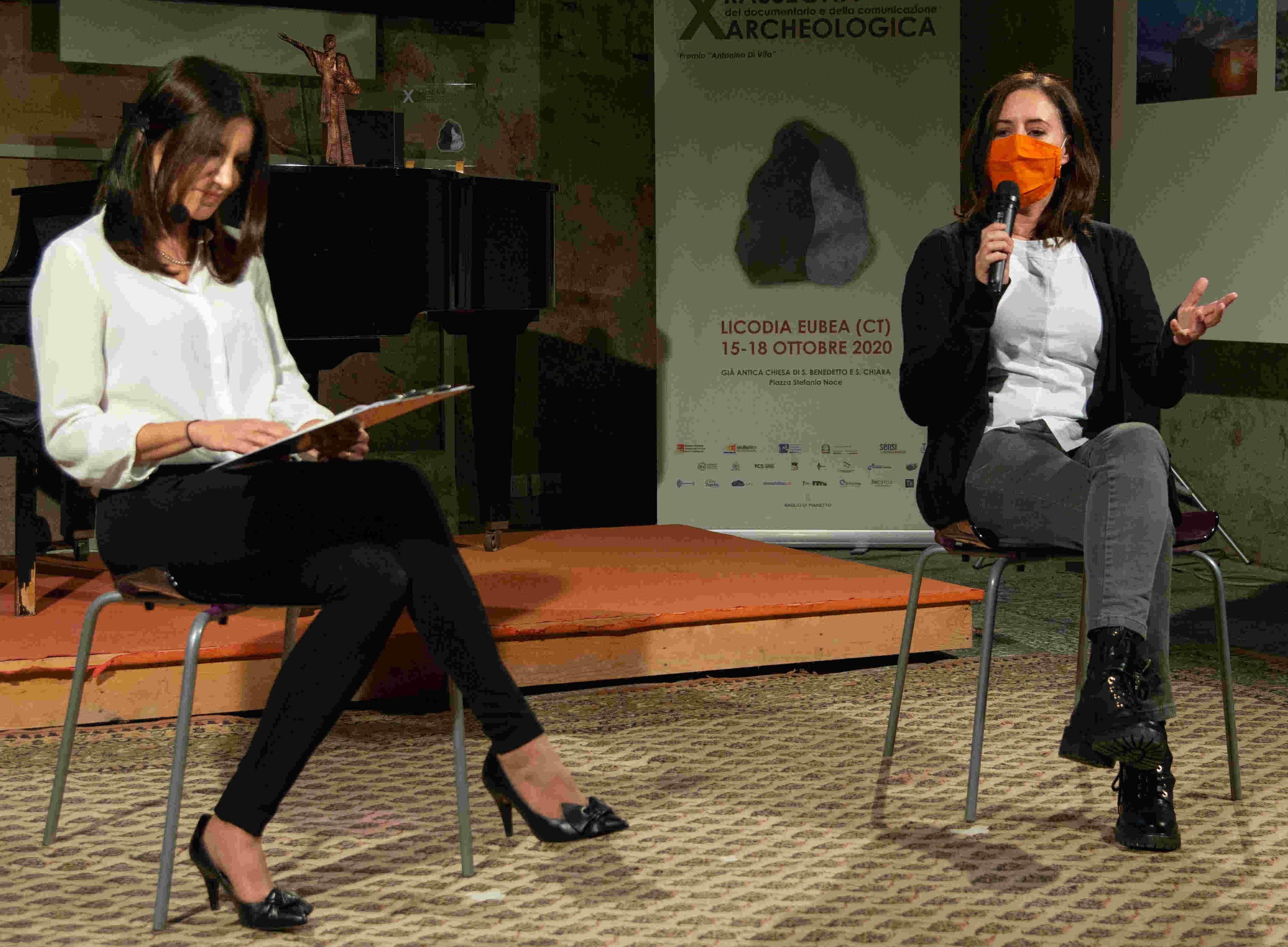 Licodia Eubea, conclusa la  X Rassegna del documentario e della comunicazione archeologica