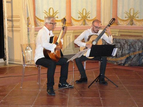 "A Noto al via la rassegna musicale ""Tiempo de guitarras"""
