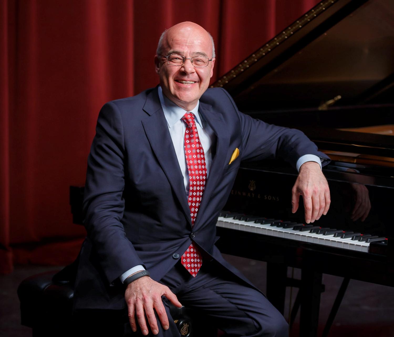 Il pianista georgiano Alexander Torazde a Palermo Classica
