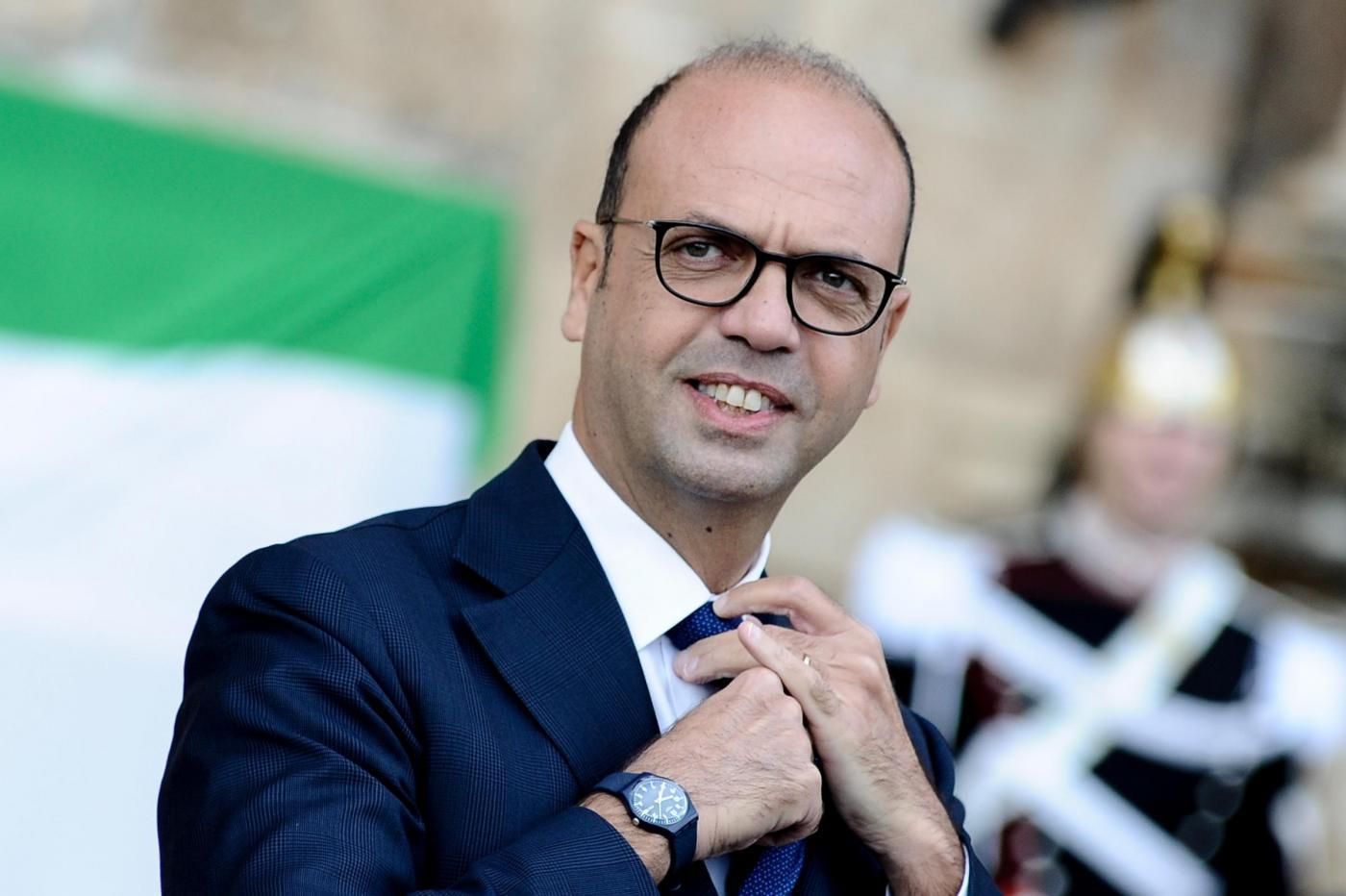 """Libia, Angelino Alfano: """"L'accordo con il Niger sta funzionando"""""""