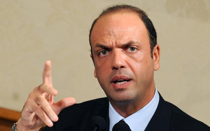 Regionali, Alfano chiede al Pd di ufficializzare il candidato presidente