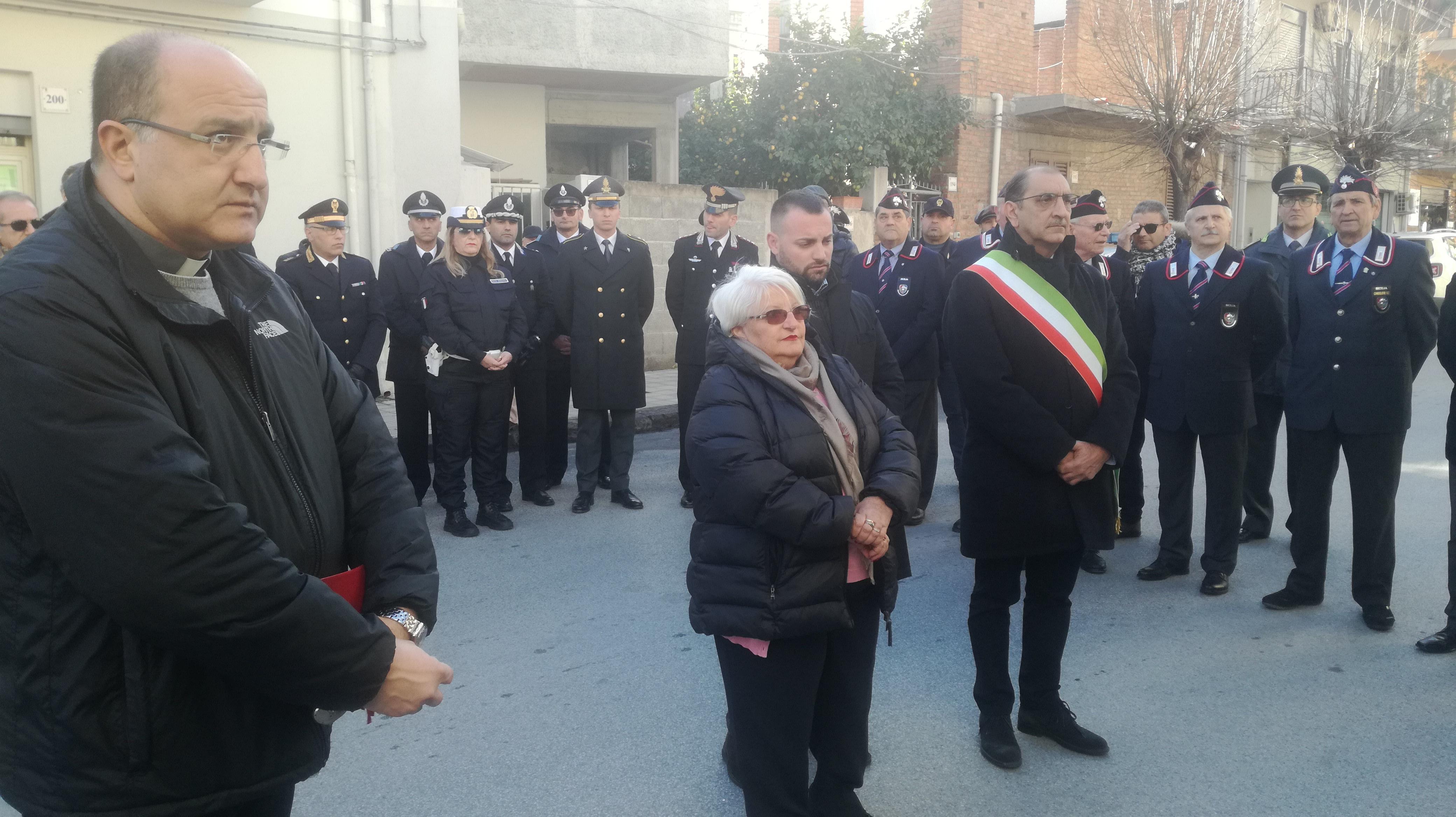 Ricordato a Barcellona Pozzo di Gotto il giornalista Beppe Alfano